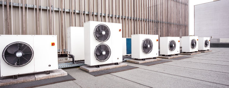 Does your rooftop HVAC system need repair or replacement? Call B&B Heating & Cooling today!